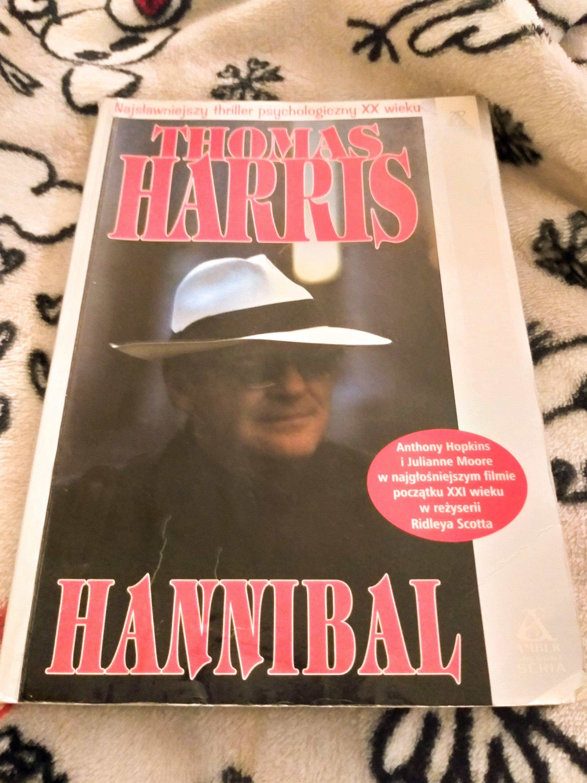 Hannibal - książka